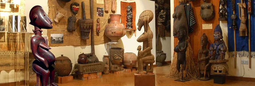 L'exposition des objets